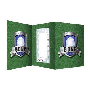 Centerpiece- Golf Fan-Photo Frame-27'' x9.5''