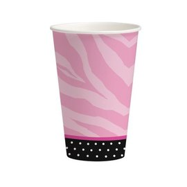 Paper Cups-Super Stylish-8pkg-12oz