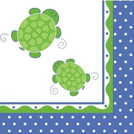 Napkins-LN-Mr. Turtle-16pkg-3ply - Discontinued