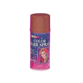 Brown Hair Spray-1pkg-3oz