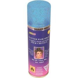 Blue Glitter Hair Spray-1pkg-3oz