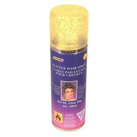Glitter Gold Hair Spray-1pkg-3oz