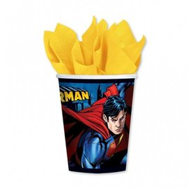 Cups-Superman-Paper-9oz-8pk
