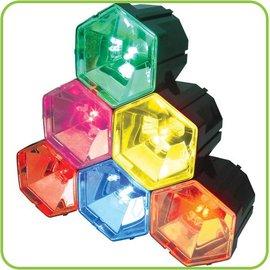 6 Color Party Superlite-1pkg