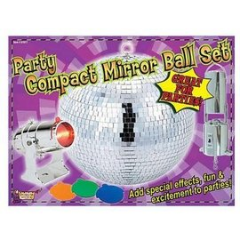 Disco Ball Mirror-1pkg