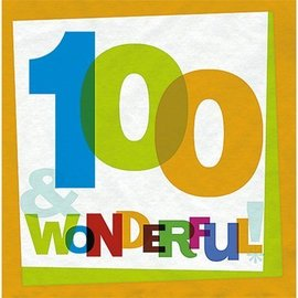 Napkins-LN-Wonderful 100-16pk-2ply - Discontinued