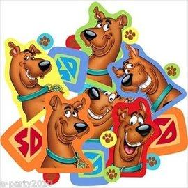 Confetti-Scooby doo-3oz1