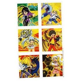 Stickers-Bakugan-24pk  (Discontinued)