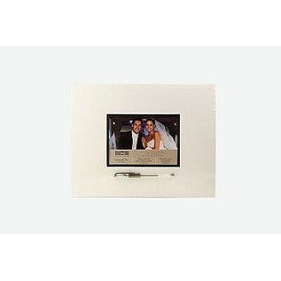 Autograph Frame-Wedding-4'' x 6''