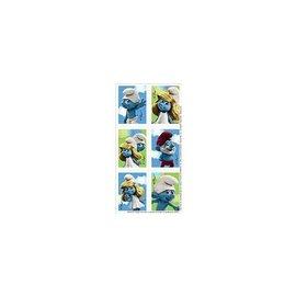Stickers-Smurfs-24pkg (Discontinued)