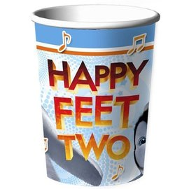 Cup-Happy feet-Plastic-16oz