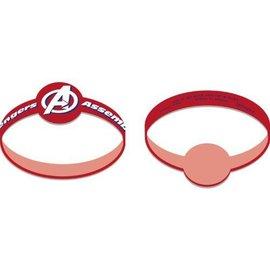 Favours-Wrist bands Avengers-4pk