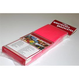 Wristbands-500pk-Pink