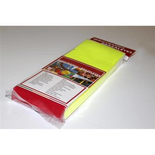 Wristbands-500pk-Neon Yellow