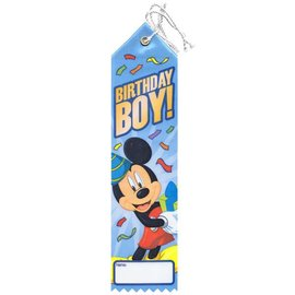Award Ribbon-Mickey Mouse-8''