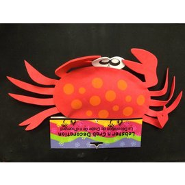 Crab Decoration-Foam-14''