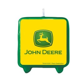 Candle-John Deere-1pkg