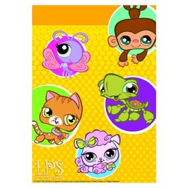 Loot bags-Little Pet shop-8pk (Discontinued)