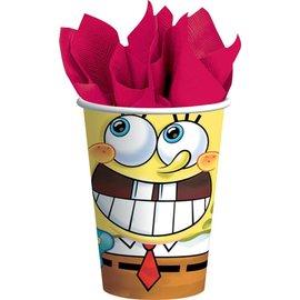 Cups-SpongBob-Paper-9oz-8pk