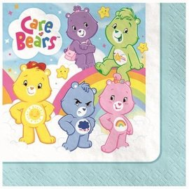 Napkins-LN-Care bears-16pk-2Ply  (Discontinued)
