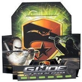 Centerpiece-Gi Joe-11.63''x10''x8.75''  (Discontinued)