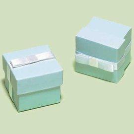 Favor Boxes-Baby Blue-2''x2''x2''-12pk