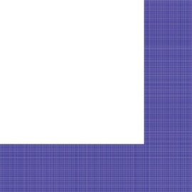 Napkins-LN-Textured Purple Border-24pkg-3ply
