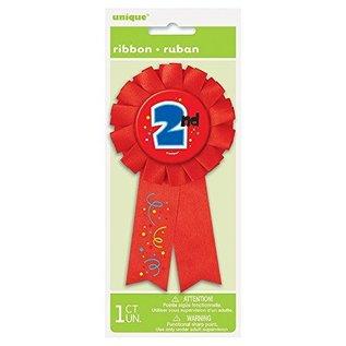 Award Ribbon-2nd Place