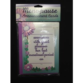 Cards-Menopause Announcement-6pk