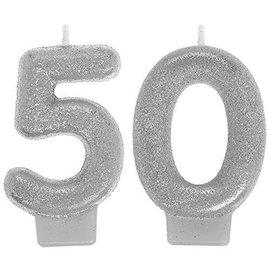 Candles-Sparkling Celebration 50