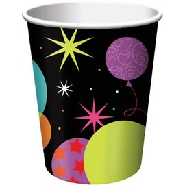 Paper Cups-Life Is Great-8pkg-9oz - Discontinued