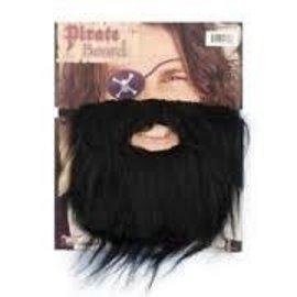 Beard-Pirate Black