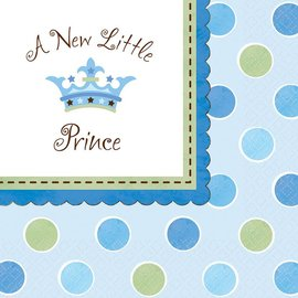 Napkins-LN-Little Prince-16pk-2ply - Discontinued