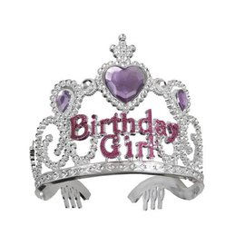 Tiara-Birthday Girl