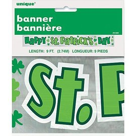 Banner-St Pats-9ft