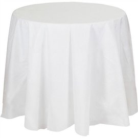 Tablecover-Round-White-Paper- Discontinued