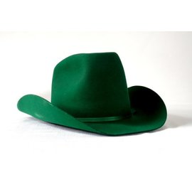 Cowboy Hat-St. Patrick's Day with Green Fur-1pkg