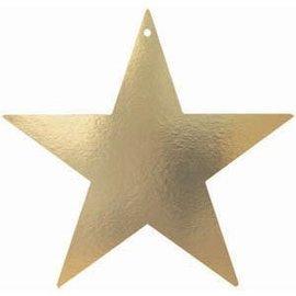 Cutouts-Star-Gold-5pk/5''