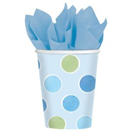 Cups-Little Prince-Paper-9oz-8pk - Discontinued