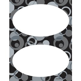 Invitations - Sophisticated Dots 2-Up-24pk