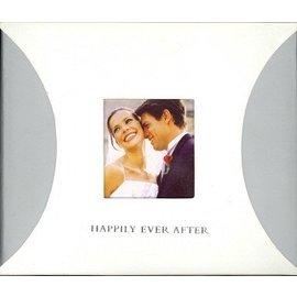 "Photo Album-Happily Ever After-1pkg-7""x8.5"""
