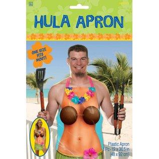 Apron-Hula-Summer Luau-19x36.5''
