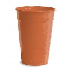 Plastic Cups-Terra Cotta-20pkg-16oz