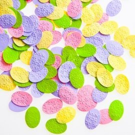 Confetti-Embossed Easter Eggs-14g