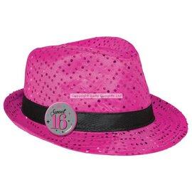 Hat-Sweet 16-Felt