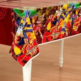Table Cover-Bakugan-Plastic-54''x102'' (Discontinued)