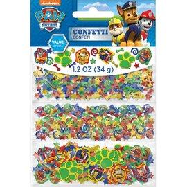 Confetti-Paw Patrol-Paper & Foil-1.2oz