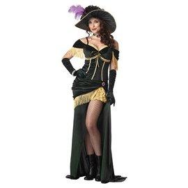 Costume Saloon Madame Sm