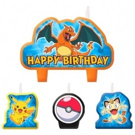 Candles-Pokemon-4pk