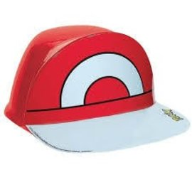 Hat-Pokemon-Plastic